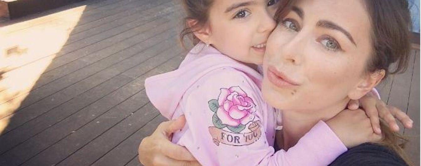 Донька Ані Лорак зворушливо привітала її з днем народження піснею про маму
