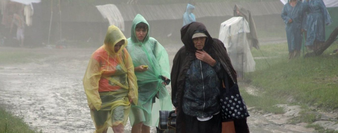 Україна потопатиме у хмарах, подекуди дощитиме. Прогноз погоди на 27 вересня