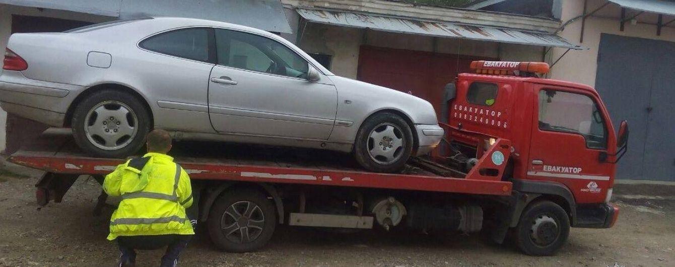 У Тернополі затримали п'яного водія, який на великій швидкості тікав від патрульних