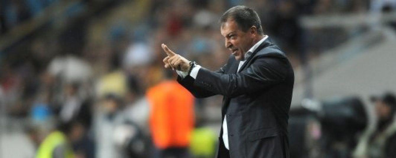 """Тренер """"Зорі"""" не розглядатиме пропозиції з Росії: це плювок у свій прапор і народ"""