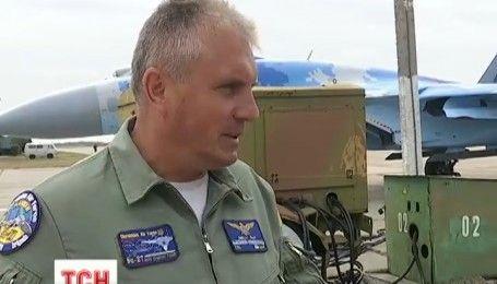 Украинские летчики рассказали о своем выступлении на Мальтийском международном авиашоу