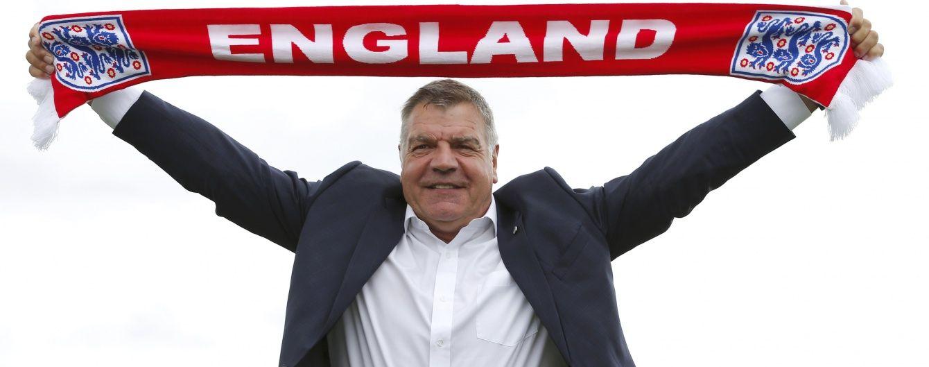 Тренера збірної Англії з футболу звинуватили в корупції