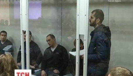 Подовжено термін тримання під вартою для підозрюваних в розстрілах на Євромайдані екс-беркутівців