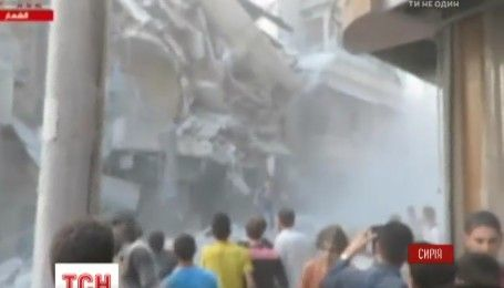 Войска президента Асада начали наземную операцию в сирийском городе Алеппо