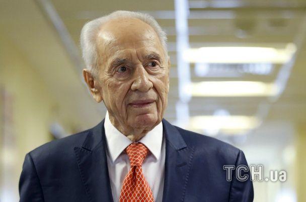 Нобелевский лауреат и легендарный политик. Что надо знать об экс-президенте Израиля Шимоне Пересе