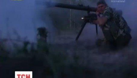 Во время ночных обстрелов в Авдеевской промзоне один боец получил ранения
