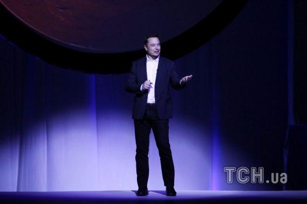 Глава SpaceX Маск розповів, як планує заселити Марс мільйоном колоністів