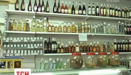 Харьковская фискальная служба установила личность причастного к производству ядовитой водки