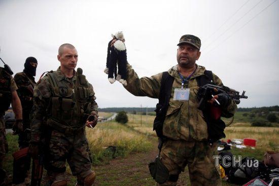 СБУ викликала на допит у справі МН17 російського офіцера «Похмурого» і ще чотирьох осіб