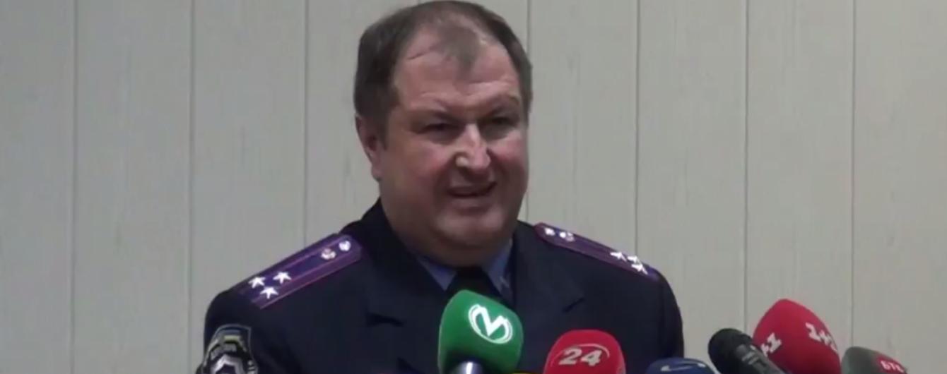 Прокуратура подаст на экстрадицию экс-начальника столичной ГАИ Макаренко