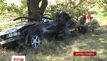 На Днепропетровщине произошло смертельное ДТП