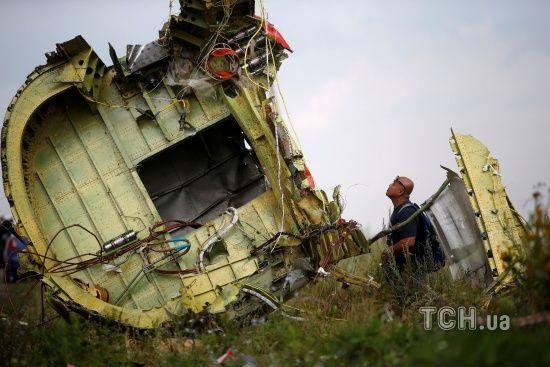 Австралія профінансує розслідування катастрофи MH-17 над Донбасом