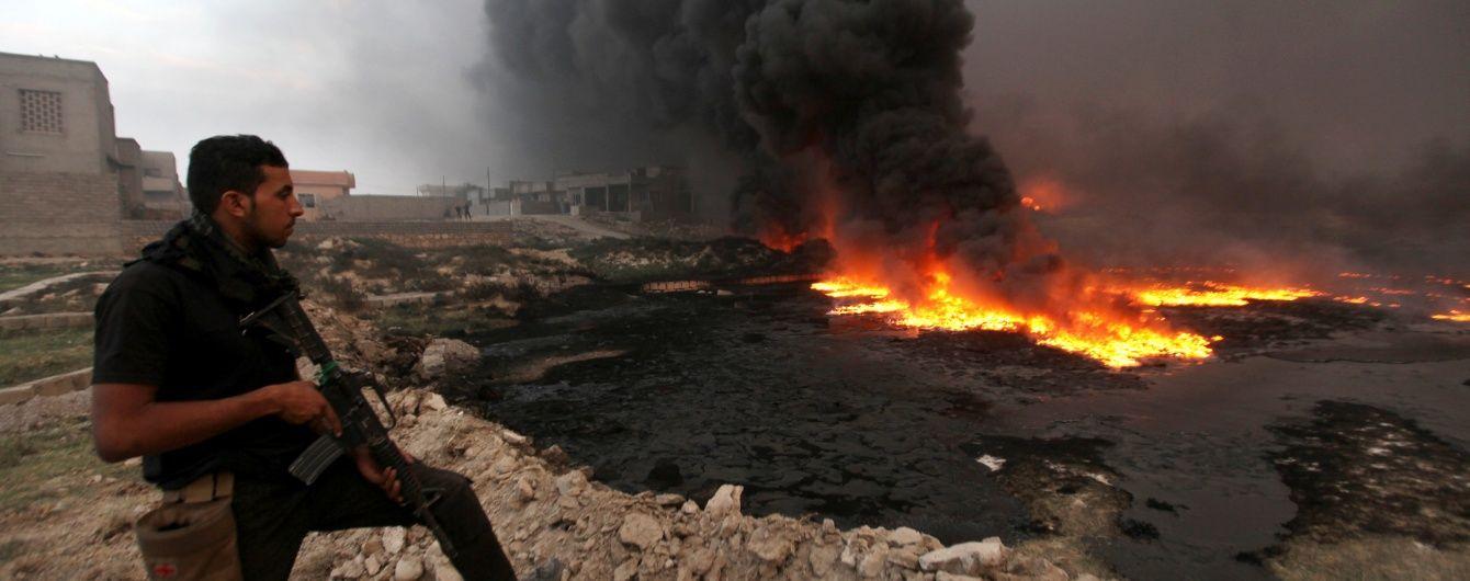 """Бойовики """"ІД"""" втратили останнє нафтове родовище в Іраку"""