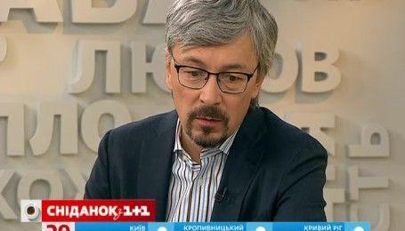 Александр Ткаченко рассказал, какие изменения произойдут в украинском кинопроизводстве