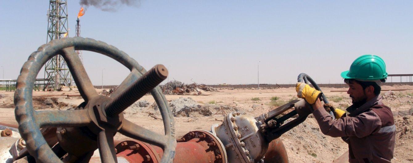 Ціна бареля нафти Brent перевищила 50 доларів