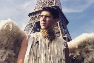 "Невгамовний Седюк у величезних крилах напрошується у ""ангели"" Victoria's Secret"