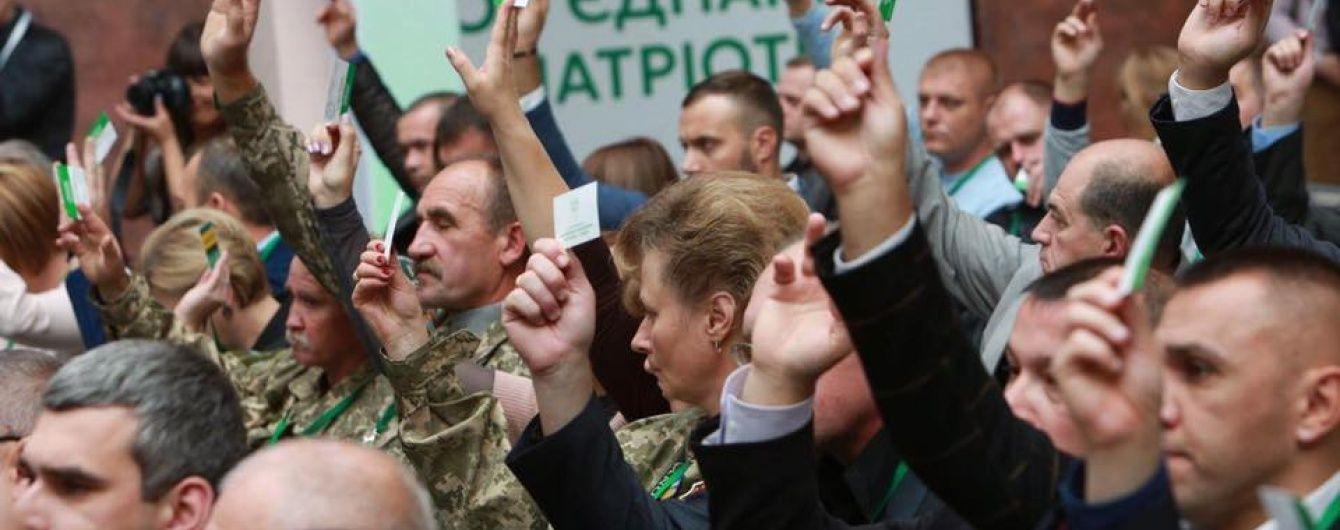 УКРОП змінив статут і ухвалив резолюцію