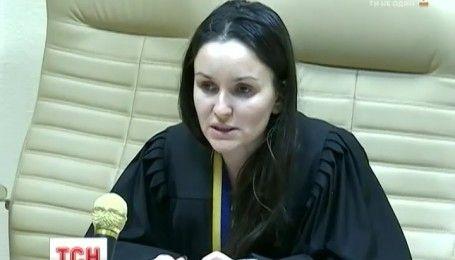 За поданням Вищої ради юстиції Петро Порошенко звільнив суддю Оксану Царевич