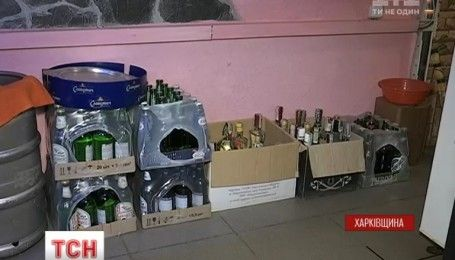 Организатора производства смертельного суррогатного алкоголя задержали в Харькове