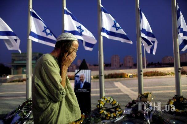 Зажурений Клінтон і Обама у кіпі. Як в Ізраїлі прощалися із екс-президентом Пересом