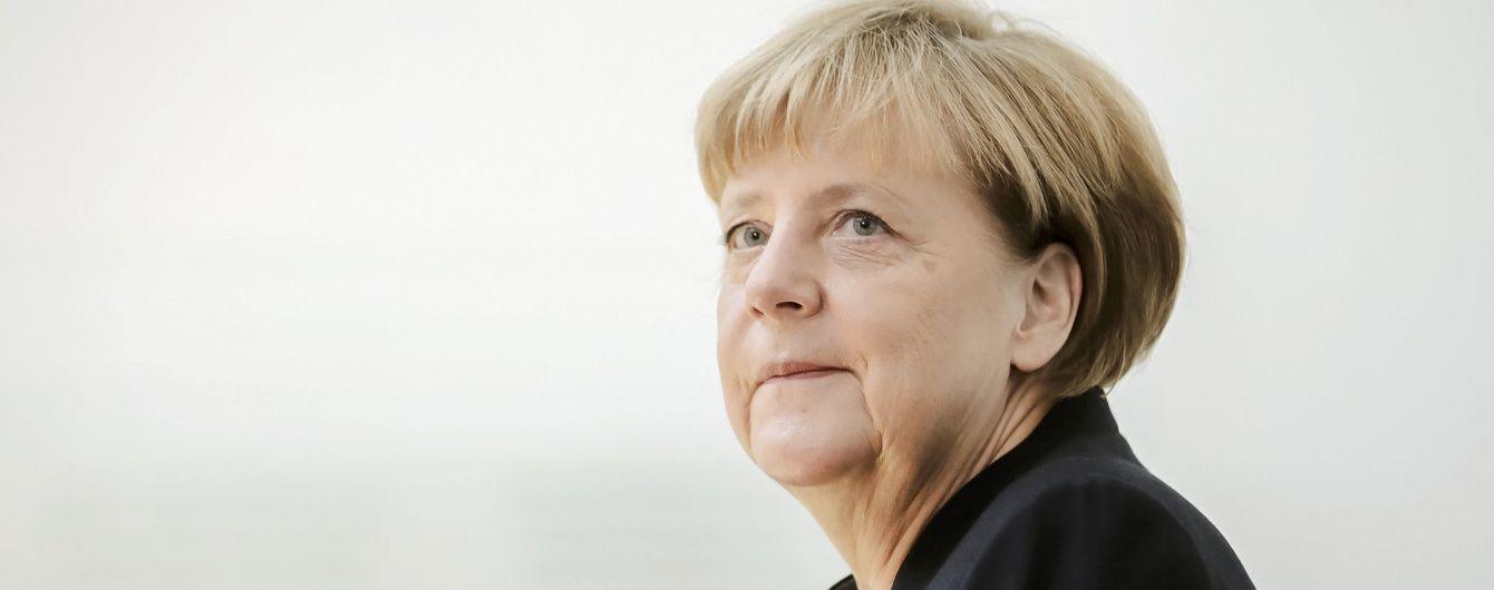 """Меркель не сподівається на диво під час зустрічі """"нормандської четвірки"""""""