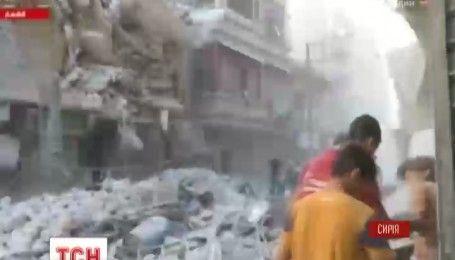 Сирійська обсерваторія з прав людини оголосила кількість загиблих з вини винищувачів РФ