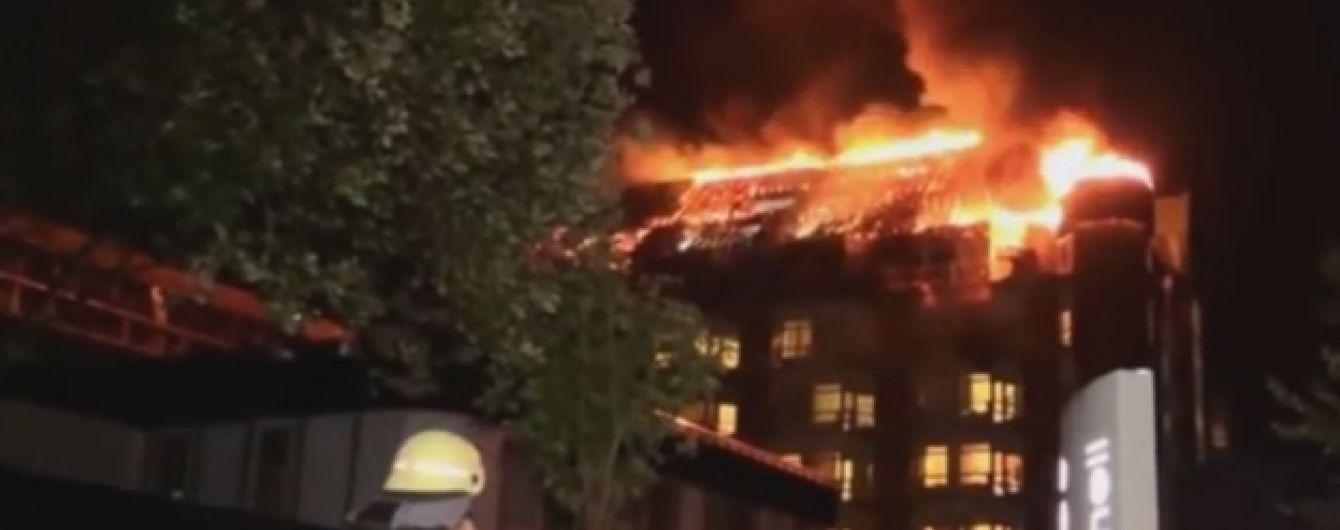 У Німеччині сталася смертельна пожежа в одній із найбільших клінік країни