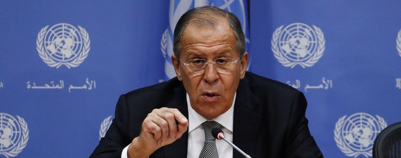 Лавров не захотів вибачитися за збитий над Донбасом малайзійський літак