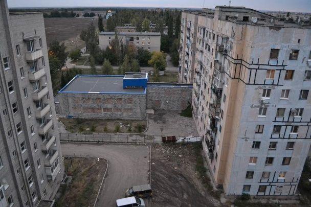 Авдеевка сегодня: в штабе АТО показали фото обстреливаемого боевиками города