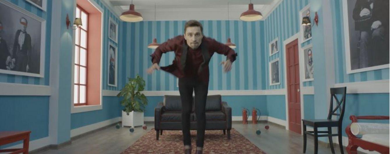 Дима Билан снял стильный клип в сотрудничестве с MOZGI Production