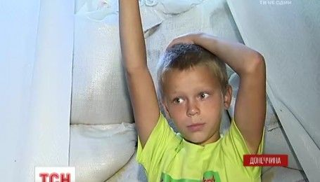 Школьники в прифронтовой Красногоровке поделились опытом выживания во время обстрела