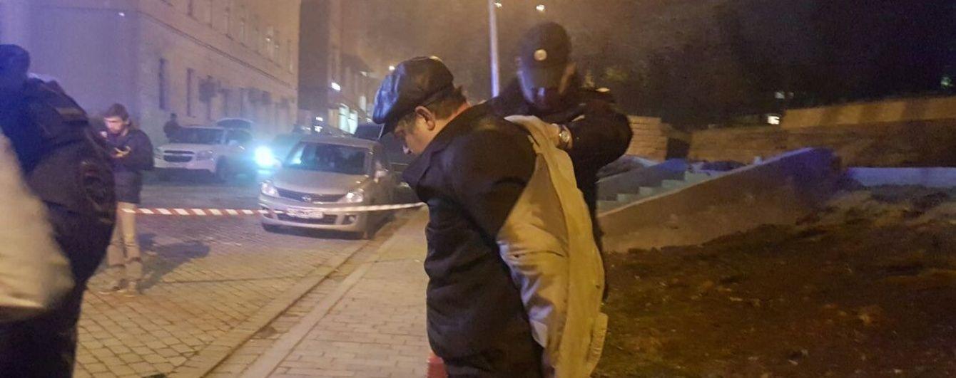 У Москві чоловік з пістолетом і каністрою бензину атакував синагогу