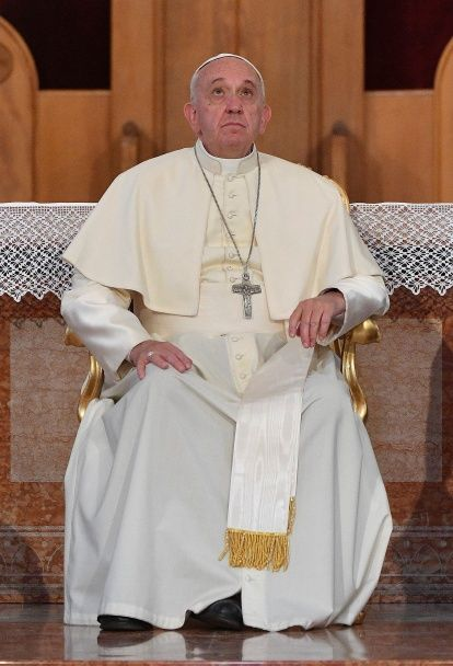 Грузины проигнорировали мессу Папы Франциска на стадионе