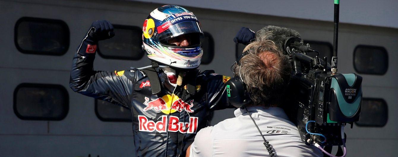 """Риккардо из """"Ред Булл"""" выиграл Гран-при Малайзии"""