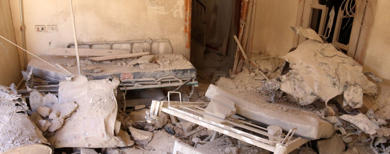 "РФ продовжила ""гуманітарну паузу"" в Алеппо на добу"