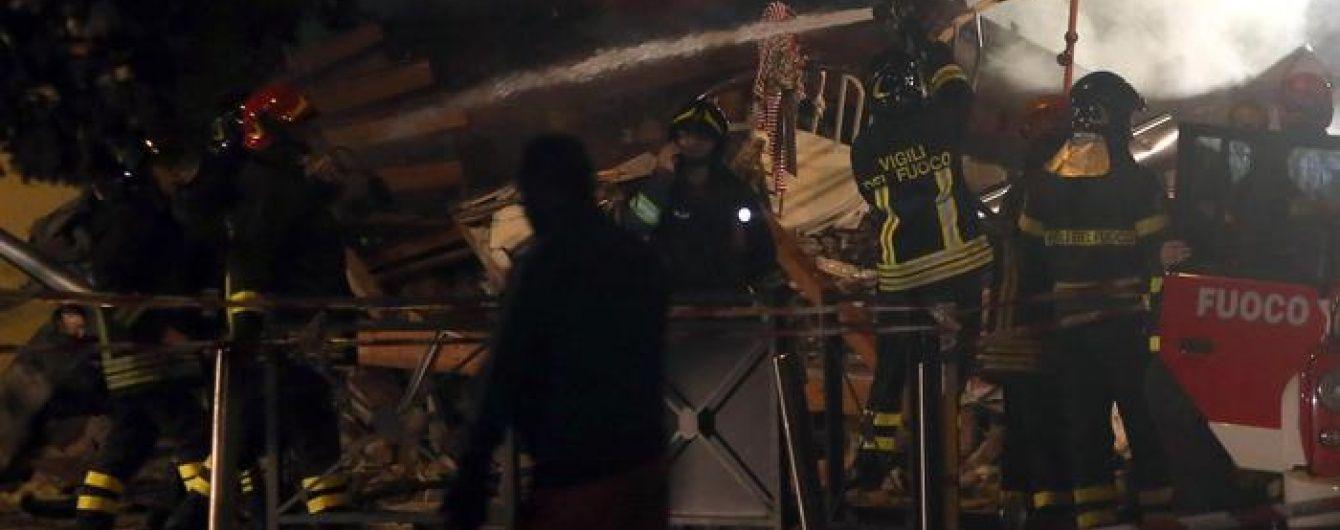 У Мілані пролунав вибух, є постраждалі