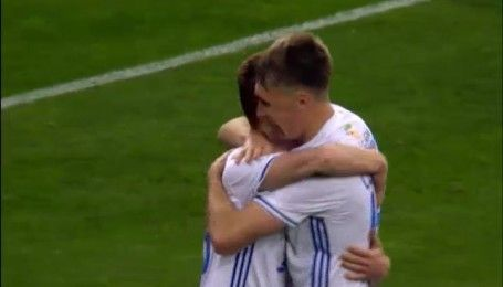 Динамо - Зірка - 2:0. Відео голів
