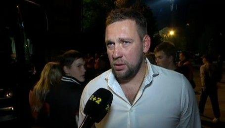 Тренер Чорноморця: Ми виграємо випадково, наш стиль - фоли на будь-якій ділянці поля