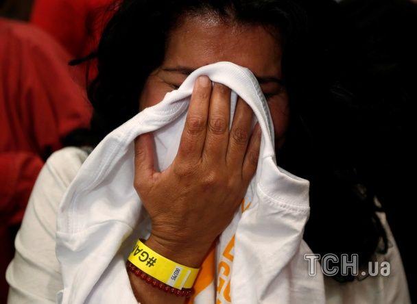 Сльози розпачу. У Колумбії народ не підтримав історичну мирну угоду з повстанцями