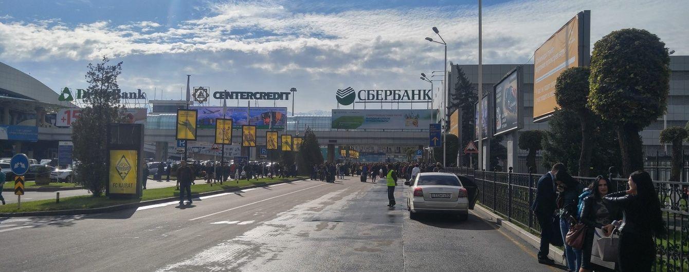 У Казахстані екстрено евакуювали аеропорт через розлив ртуті
