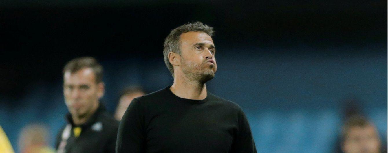 """Тренер """"Барселони"""" після поразки від """"Сельти"""" взяв провину на себе"""