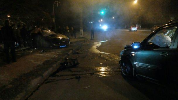 В аварії у Білій Церкві загинули двоє поліцейських