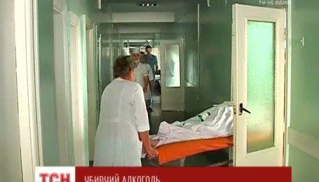 Отруйний алкоголь забрав життя ще двох людей на Харківщині