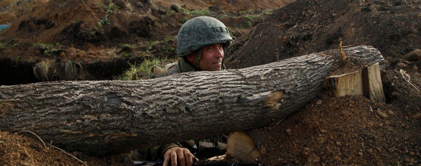 Бойовики суттєво зменшили кількість обстрілів у зоні АТО