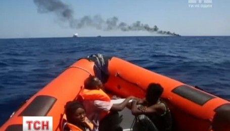 Шесть тысяч человек за один день спасла береговая охрана Италии