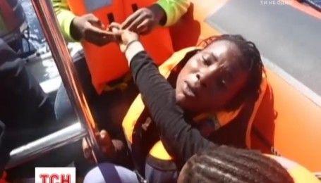 Берегова охорона Італії врятувала шість тисяч біженців з Лівії, які намагались дістатись до Європи