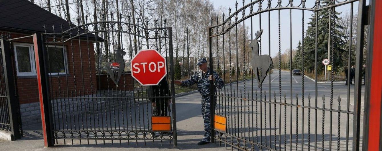 В охотничьи угодья Януковича водят экскурсии и не пускают журналистов