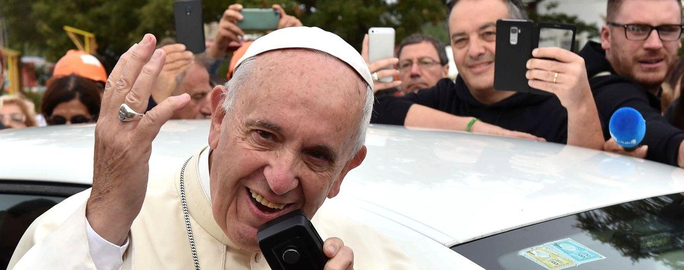 Жінки ніколи не будуть католицькими священиками - Папа Римський