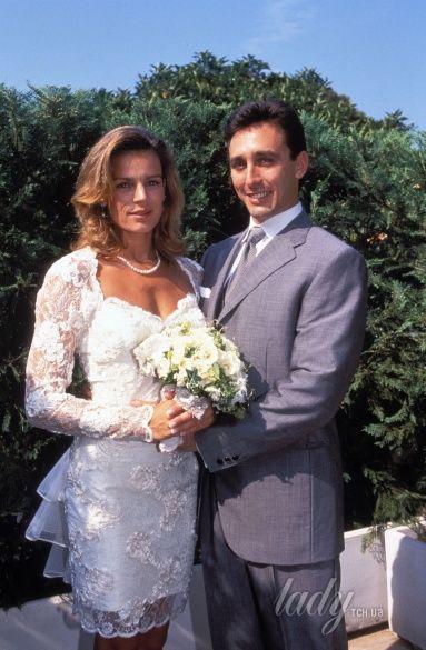 Принцесса Стефания и Даниель Дюкре