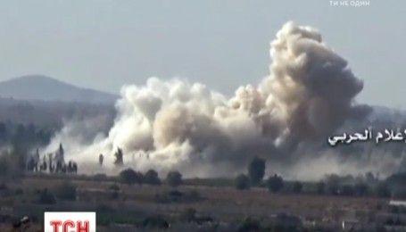 Росія збирається взяти на приціл американські літаки в Сирії